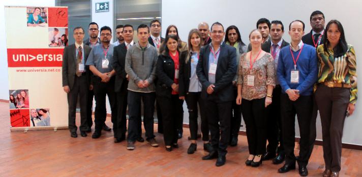 Seminario – taller: Protección de Datos Personales y Registro Nacional de Base de Datos en las Instituciones Educativas, en la Universidad Santo Tomás.