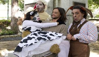 Teatro Rodante de la UPR-Río Piedras presenta esta Navidad la obra Pastores de la Ciudad