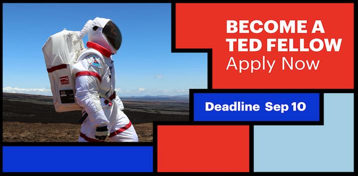 TED ofrece becas completas para participar de la conferencia 2018 que realizará en Canadá.