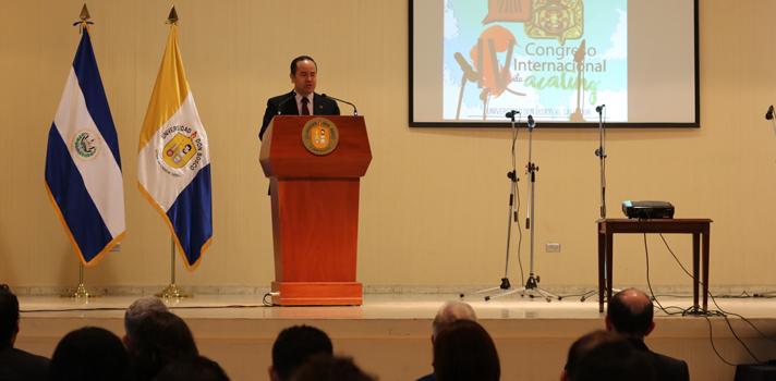 Se inaugura IV Congreso Internacional de la Asociación Centroamericana de Lingüística