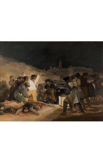 3 de maio de 1808 de Francisco de Goya