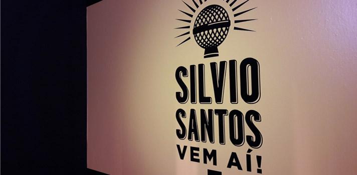 Vale a Visita: Exposição Silvio Santos Vem Aí