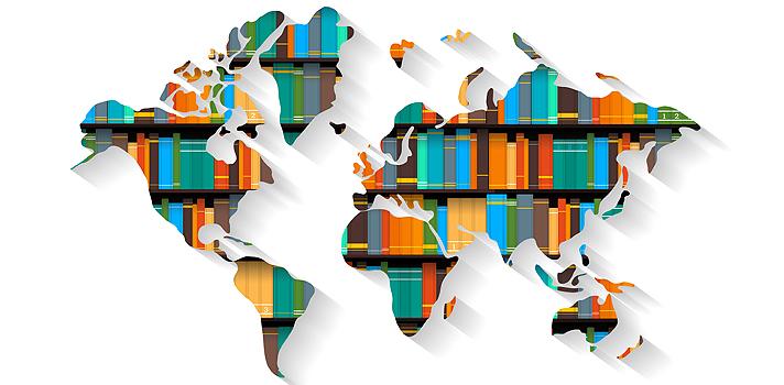 Volta ao mundo em 144 livros – faça o download gratuito dos melhores