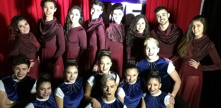 La competencia reunió los estilos Street Dance, Jazz Dance y Latin Dance