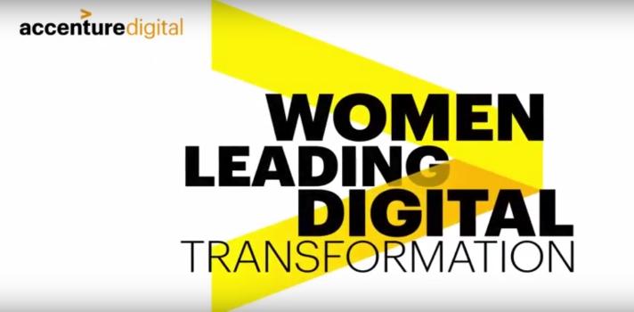 Accenture fomenta el liderazgo femenino.