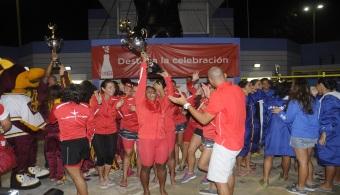 Copa Global: UPR Río Piedras le gana en la meta a la INTER