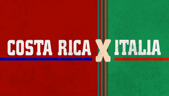 Descubrí 10 curiosidades del partido Italia – Costa Rica