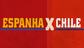 Infografia: Descubra curiosidades de Espanha x Chile