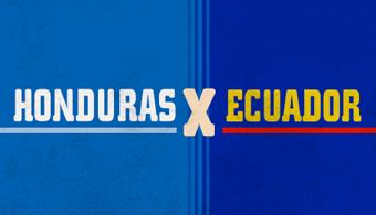 Descubrí 10 curiosidades del partido Honduras – Ecuador