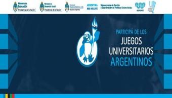 <p style=text-align: justify;>Los ministros de Educación, Alberto Sileoni, y de Desarrollo Social, Alicia Kirchner inauguraron en el Museo Malvinas una <strong>nueva edición de los Juegos Universitarios Argentinos</strong>. La competencia comenzará el <strong>16 de agosto</strong> en la Ciudad de Buenos Aires.</p><p style=text-align: justify;></p><p style=text-align: justify;></p><p><strong>Lee también</strong><br/><a style=color: #ff0000; text-decoration: none; title=¿Dónde practicar deportes extremos en Argentina? href=https://noticias.universia.com.ar/en-portada/noticia/2012/02/15/911726/donde-practicar-deportes-extremos-argentina.html>» <strong>¿Dónde practicar deportes extremos en Argentina?</strong></a><br/><a style=color: #ff0000; text-decoration: none; title=¿Cuáles son los hábitos deportivos de los cordobeses? href=https://noticias.universia.com.ar/ciencia-nn-tt/noticia/2014/03/21/1089852/cuales-son-habitos-deportivos-cordobeses.html>» <strong>¿Cuáles son los hábitos deportivos de los cordobeses?</strong></a></p><p></p><p></p><p style=text-align: justify;><br/>Los JUAR 2014 son una competencia deportiva que <strong>convoca a estudiantes y egresados de las universidades privadas y públicas del país</strong>. La actividad, que incluye instancias de competencias y disciplinas deportivas, es organizada por la Secretaría de Políticas Universitarias del Ministerio de Educación de la Nación, la Secretaría de Deporte del Ministerio de Desarrollo Social y la Secretaría para Asuntos Relativos a las Islas Malvinas del Ministerio de Relaciones Exteriores y Culto. Además, se cuenta con el apoyo de la Federación del Deporte Universitario Argentino.<br/><br/>Los objetivos centrales de los JUAR son: promover y fortalecer el <strong>deporte universitario como política de inclusión en la educación</strong>, fomentar una competencia universitaria anual y sistemática para la participación estudiantes universitarias de todo el país.<br/><br/>Esta competencia cuenta con el apoyo