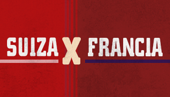 Descubrí 10 curiosidades del partido Suiza– Francia
