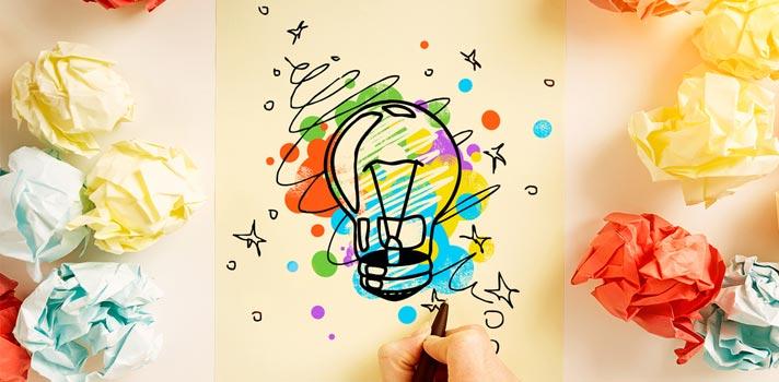 Los estudios demuestran que es posible promover la creatividad a partir de las divisiones del espacio