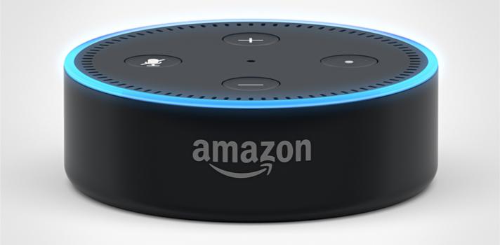 El robot Alexa de Amazon permite conseguir responder a un gran volumen de preguntas de manera exacta