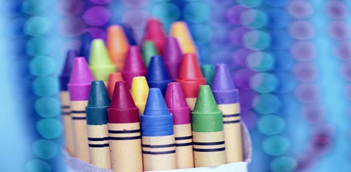 ¿Cómo influyen los colores en el aprendizaje?