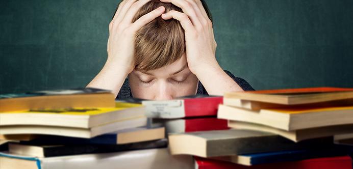 ¿Cómo controlar los nervios previos a un examen?