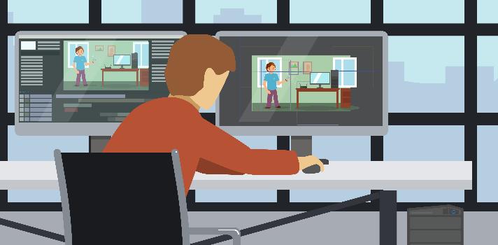 12 cursos online gratuitos para crear animaciones con Cinema 4D.