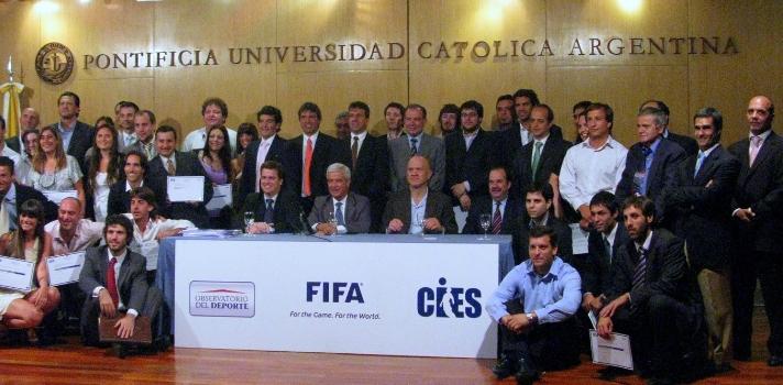 """Abierta la inscripción al Programa de """"Derecho y Management del Deporte"""" de la UCA"""
