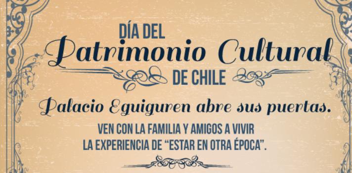 Día del Patrimonio: el 28 de mayo habrá actividades gratuitas en el Palacio Eguiguren.