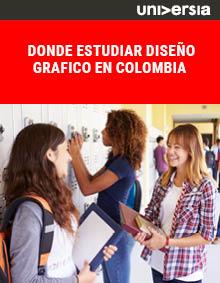 Donde estudiar diseño gráfico en Colombia