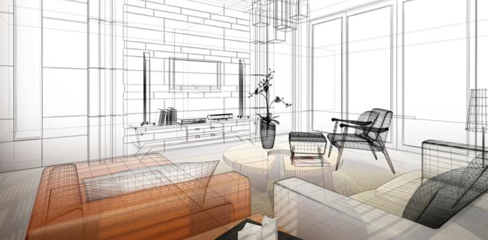 Los interioristas combinan a la perfección la creatividad y el desarrollo técnico de los proyectos