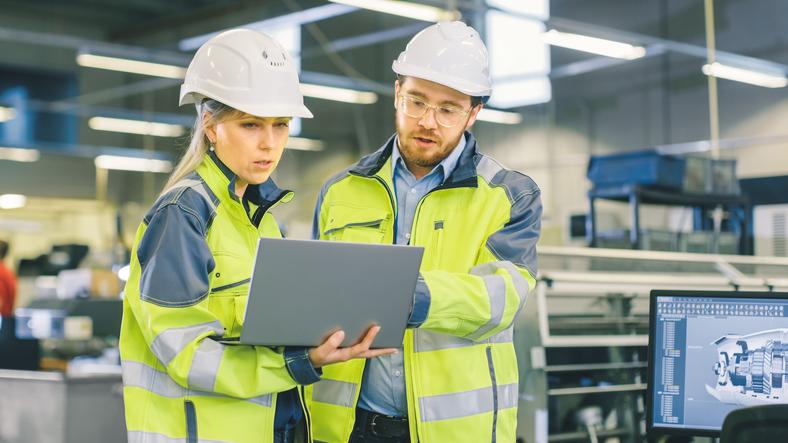 É esperado que os engenheiros industriais tenham boa capacidade de comunicação, capacidade de liderança