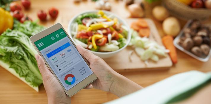 ¿Estudiás Nutrición? Conocé las mejores aplicaciones para celulares enfocadas en el área