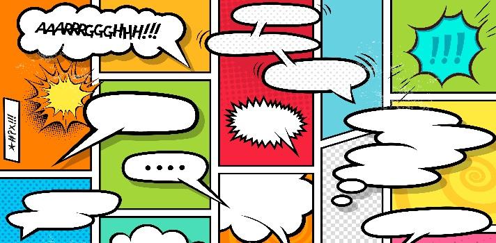 Un cómic puede ser una muy eficaz herramienta de comunicación