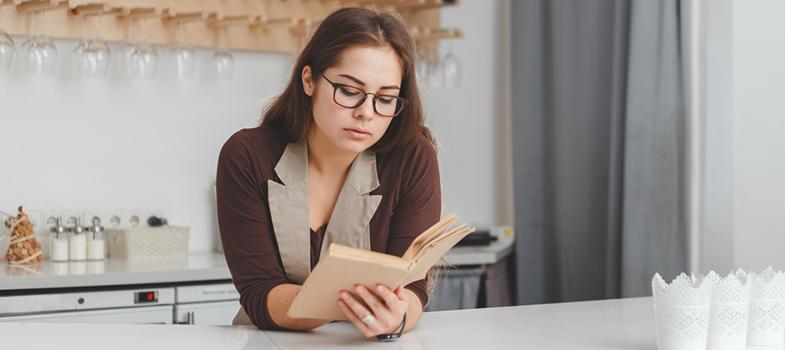 Leia mais em 2017! Descubra como a leitura influência nossa atividade cerebral