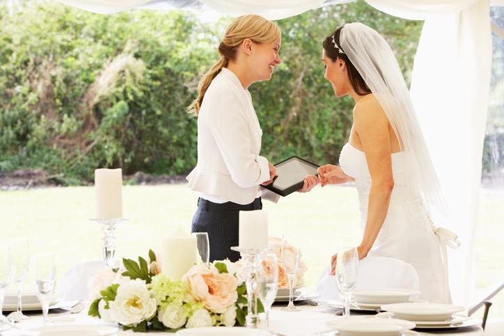Quero ser organizador/a de casamentos!