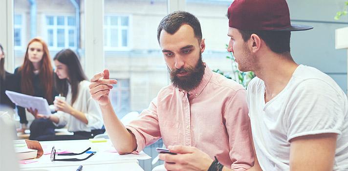 Las pymes españolas a la cabeza en la creación de nuevos empleos.