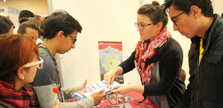 La próxima feria estudiantil internacional Expo-Estudiante se llevará a cabo en Chile durante el 17 y 18 de abril