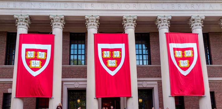 La Universidad de Harvard es una voz autorizada en prácticamente todos los temas