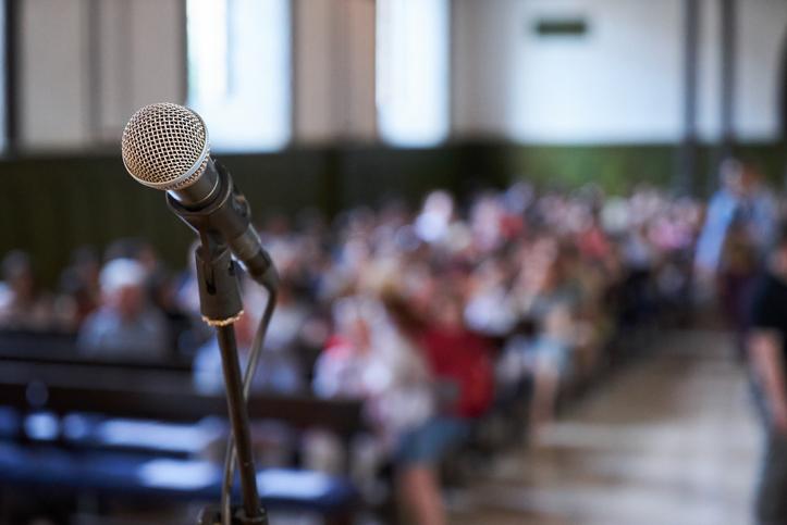 Uma boa preparação já é um avanço na diminuição da ansiedade relacionada com as apresentações orais.