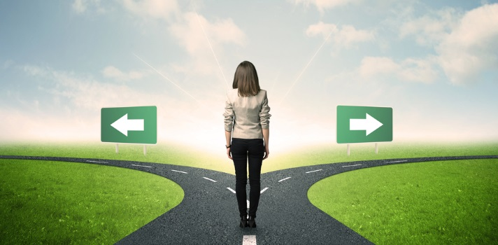 Cuando llega el momento de elegir un camino los estudiantes deben dejar a un lado los prejuicios