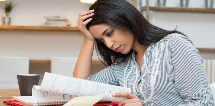 Faça anotações durante as aulas e durante seus estudos dê prioridade a elas