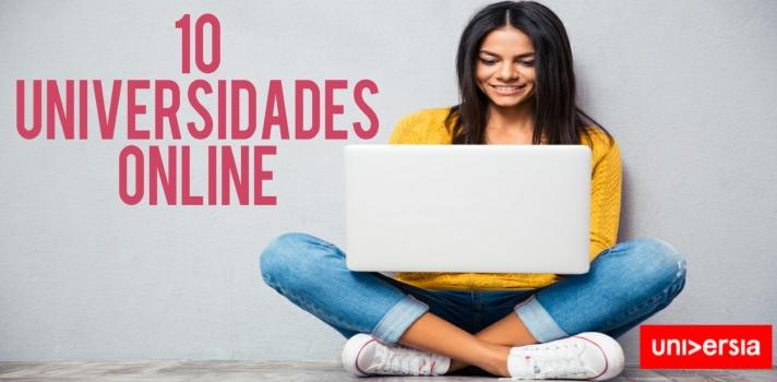 10 universidades para cursar tus estudios online