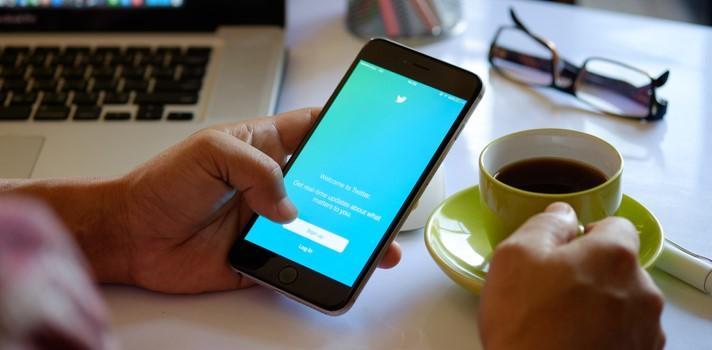 Se vai usar o Twitter como ferramenta pessoal, crie uma conta separada para usos académicos