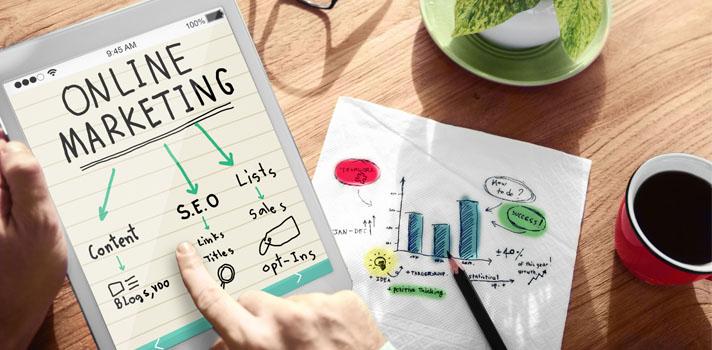Desde la comodidad de tu casa podés aprender todo lo necesario para ser un experto en Marketing Digital