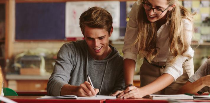 Converse com seu professor sobre o tema antes de iniciar a pesquisa