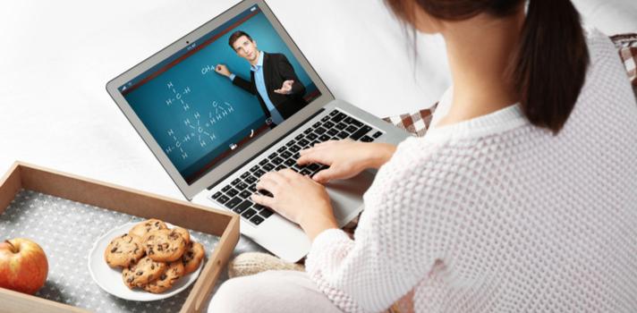Estructurar los contenidos eLearning por temas ayuda a los estudiantes a seguir los cursos online y mejorar su rendimiento