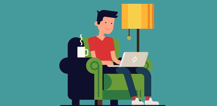 Cada vez son más las ventajas que se obtienen al estudiar desde casa
