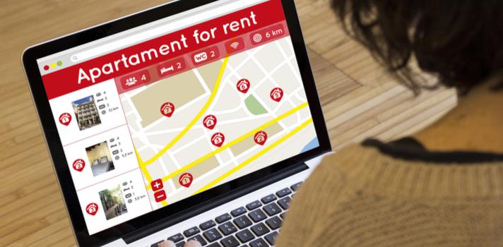 A través de internet y las apps puedes conocer los pisos en alquiler próximos a tu Universidad