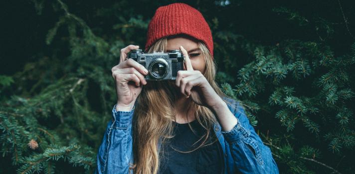 Aproveita os mais diversos cursos online gratuitos para aperfeiçoares a tua arte fotográfica