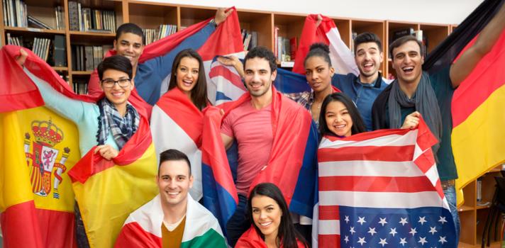 Los países con buen tiempo son los principales receptores de estudiantes extranjeros durante el verano