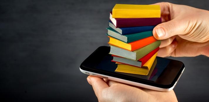 5 Redes Sociales para fanáticos de la literatura