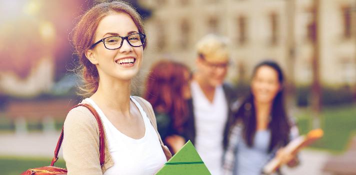 Siéntete afortunado por comenzar tu carrera universitaria y todas las experiencias que vas a vivir