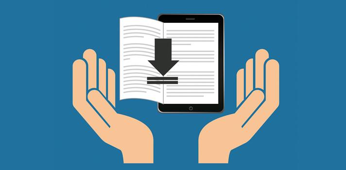 8 sitios web para descargar libros gratis de forma legal.