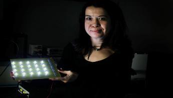 LED desenvolvido pela UA quer revolucionar tecnologia que recebeu Nobel da Física