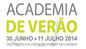 ESTG desafia alunos do ensino secundário para a Academia de verão 2014