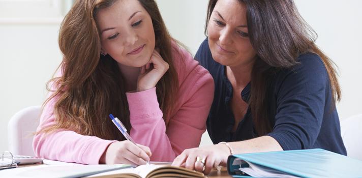 Como ajudar um estudante no período pré-vestibular